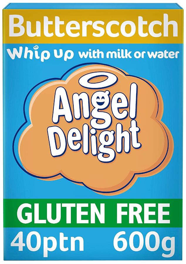 Butterscotch Angel Deligh