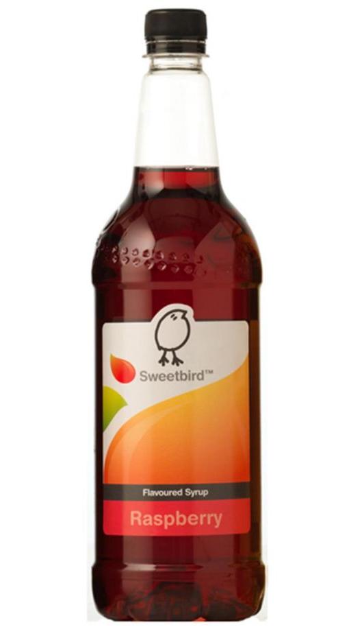 SwBird Raspb Cof Syrup