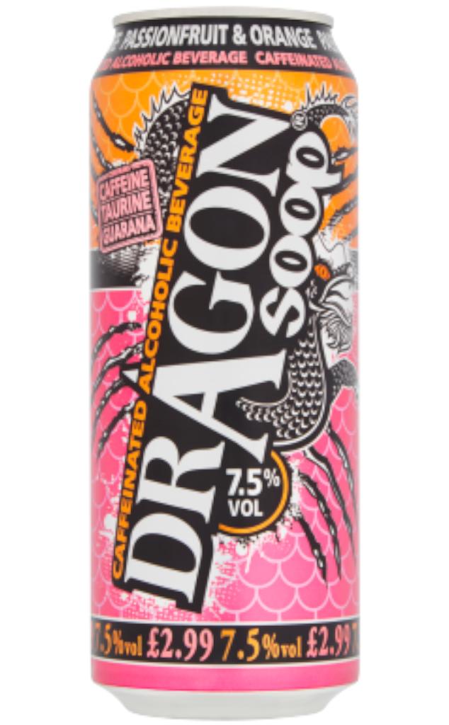 DragonSoop P/Fruit&Orange