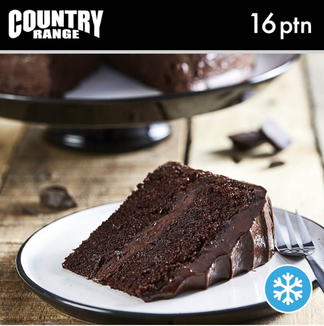 Alabama Choc Fudge Cake