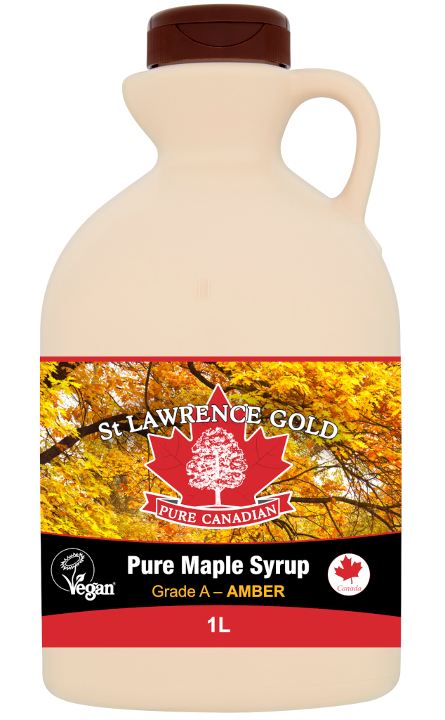 100% Maple Syrup