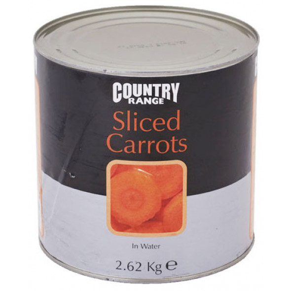 CRG Sliced Carrots