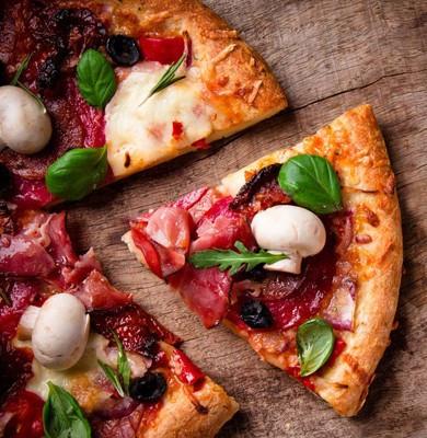 "Gluten Free Pizza Base10"""