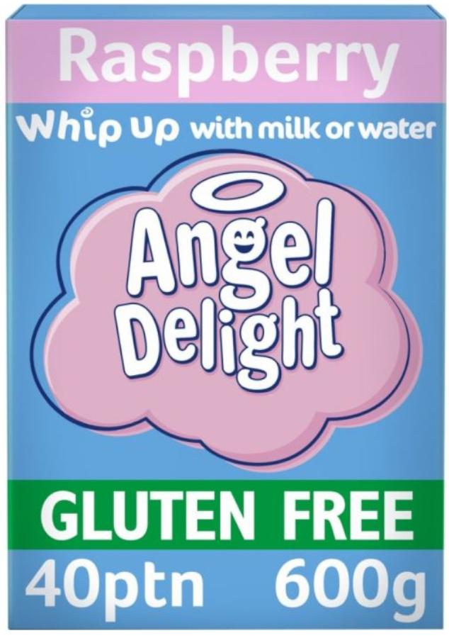 Raspberry Angel Delight