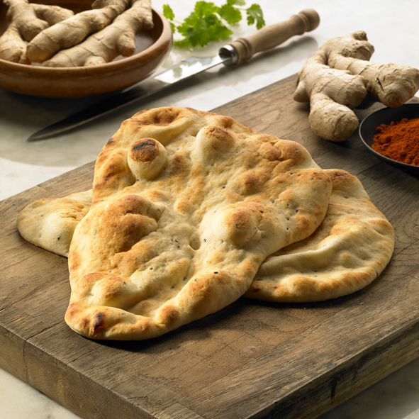 Authentic Naan Bread 130g