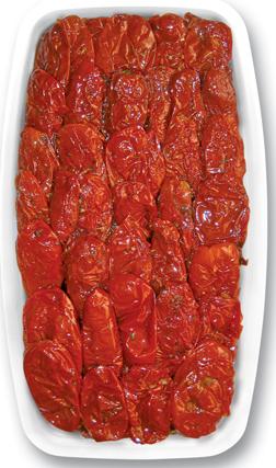 Sunpomo Semi Dried Tomato