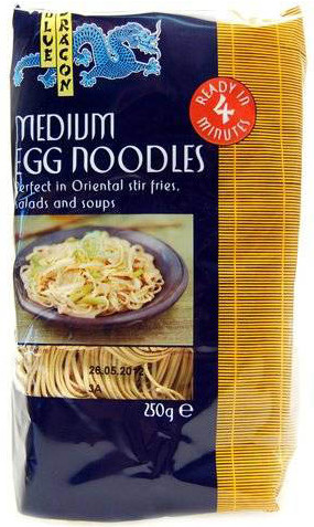 Blue Dragon Egg Noodles