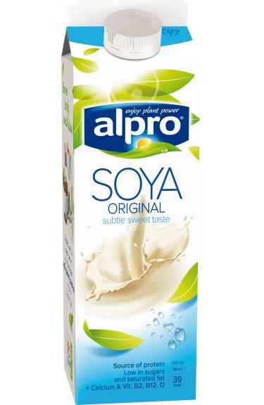 Alpro Soya Organic Milk