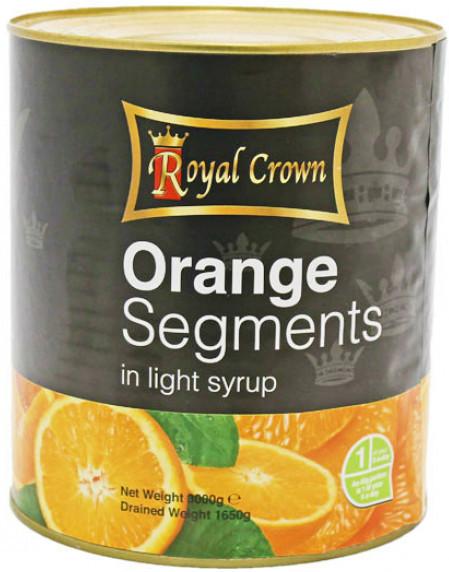 CRG Whole Orange Segments