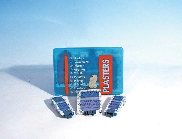 Waterproof Blue Plasters