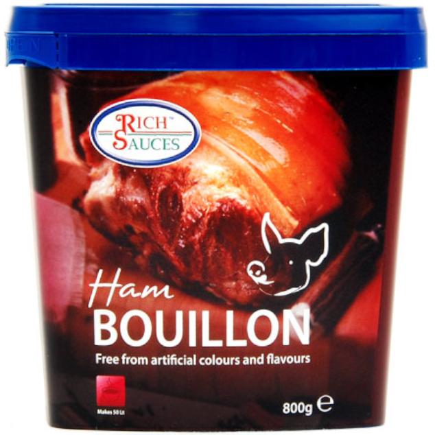 Rich Sauce Ham Bouillon