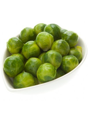Button Brussel Sprouts