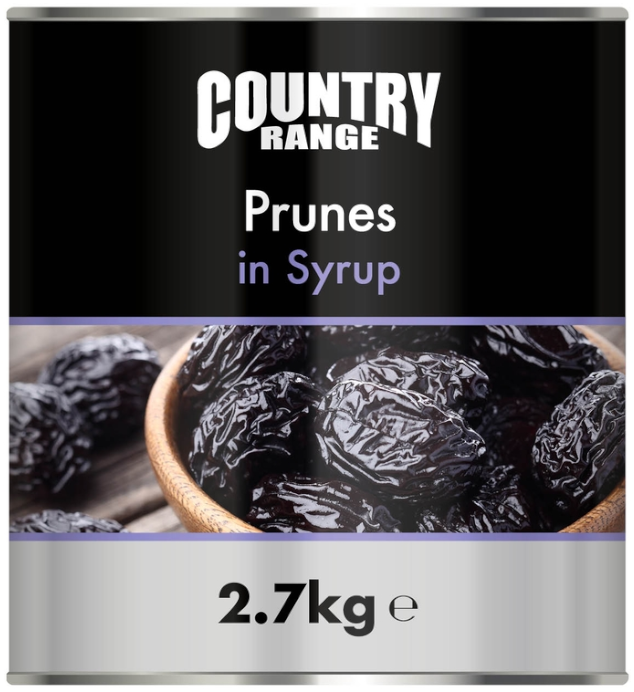 CRG Prunes In Syrup