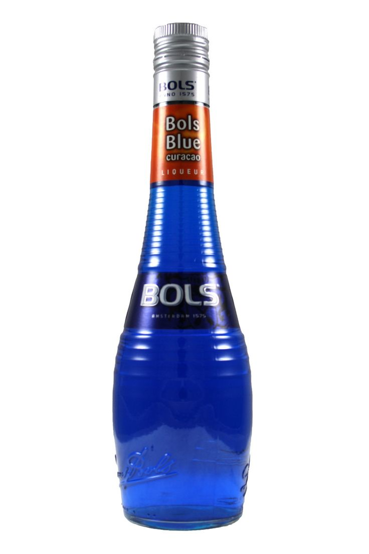 Bols Curacao Blue