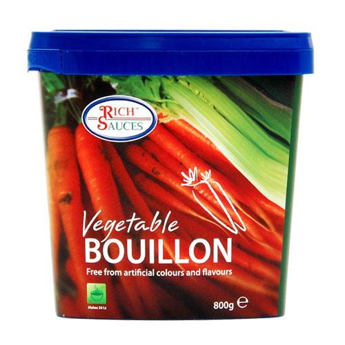 Rich Sauce Veg Bouillon