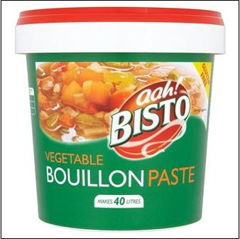 Bisto Vegetable Bouillon