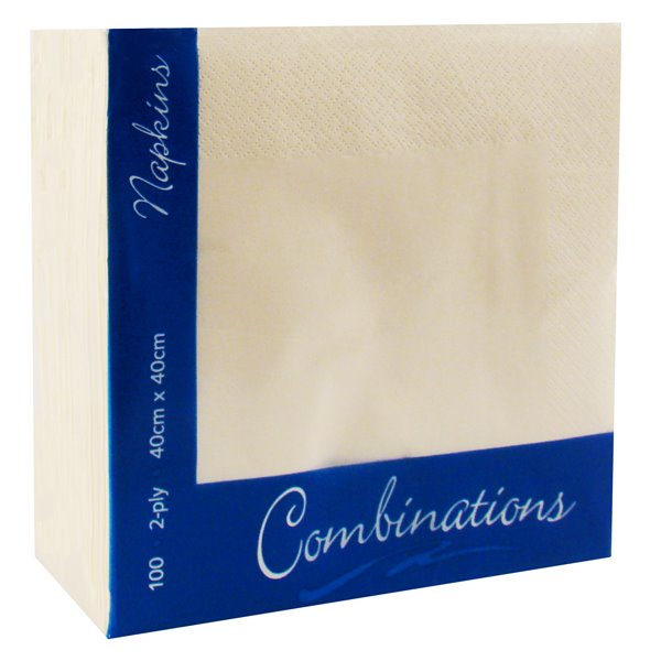 Champagne Napkins 2Ply