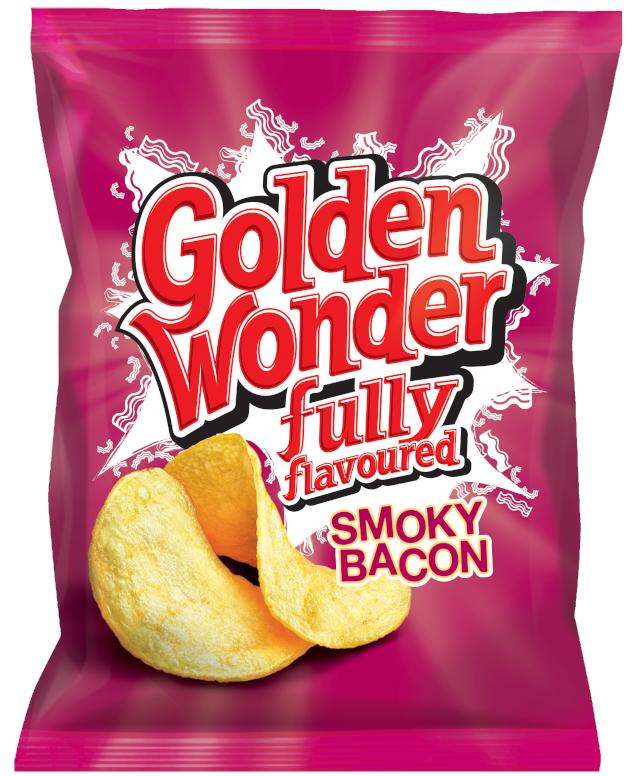 G/Wonder Smokey Bacon