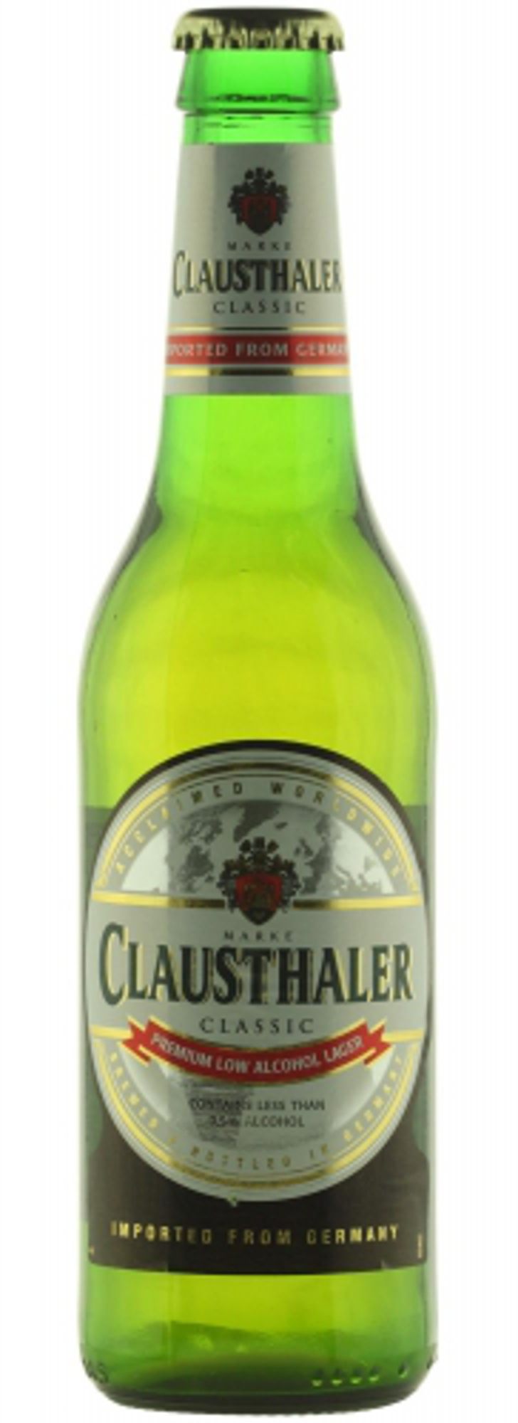 Clausthaler Low Alc NRB