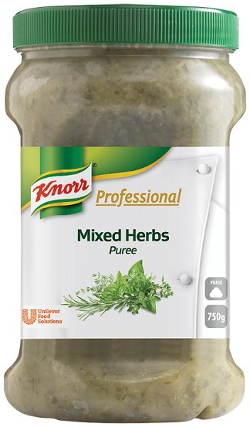 Knorr Mixed Herb Puree
