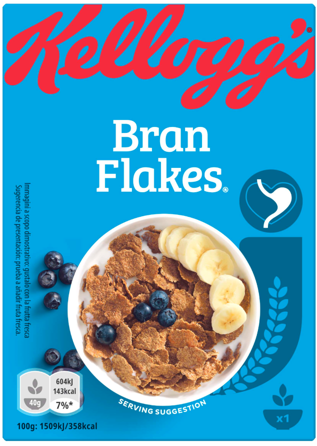 Kelloggs Bran Flakes (1)