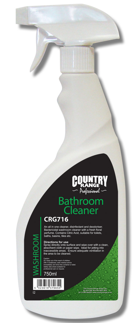CRG Bathroom Cleaner