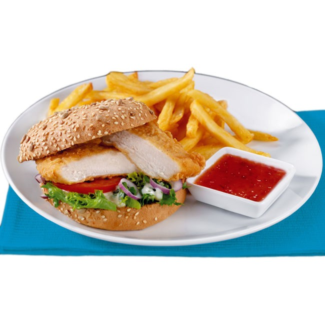 American Style Chicken Fillet