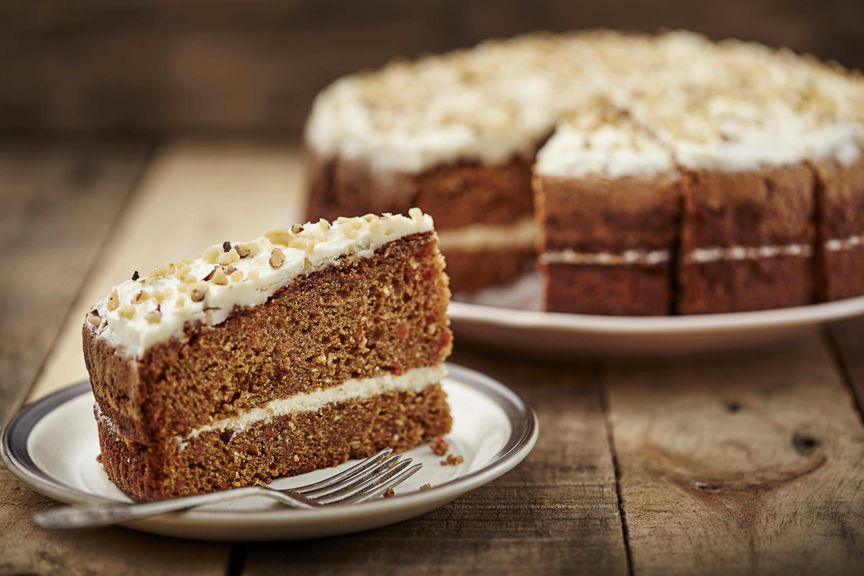 CRG Carrot Cake