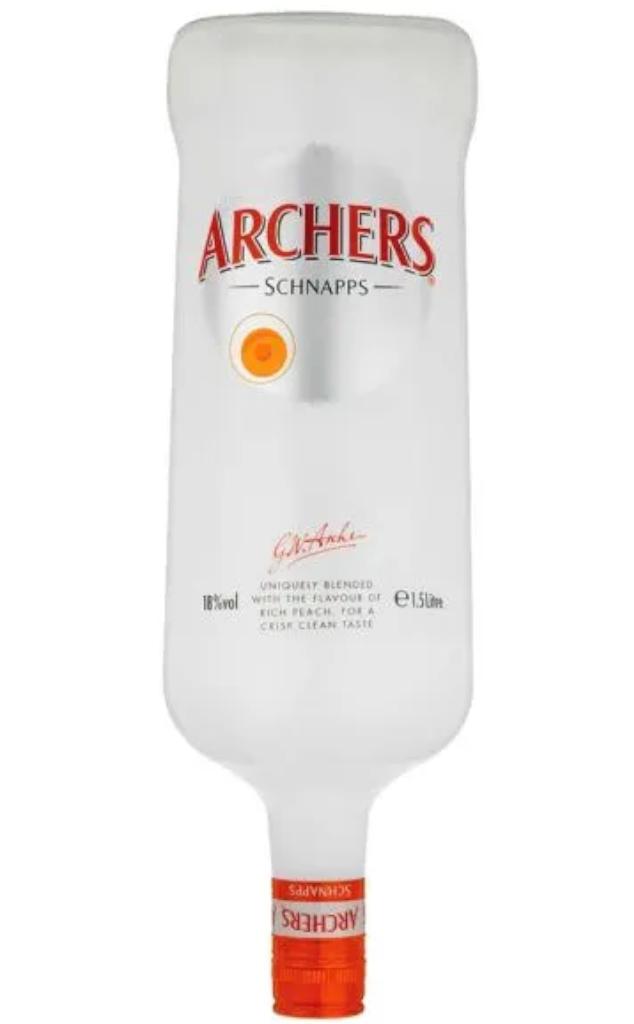 Archers Peach Schnapps (1)