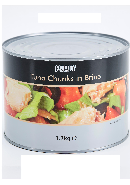 Tuna Chunks In Brine