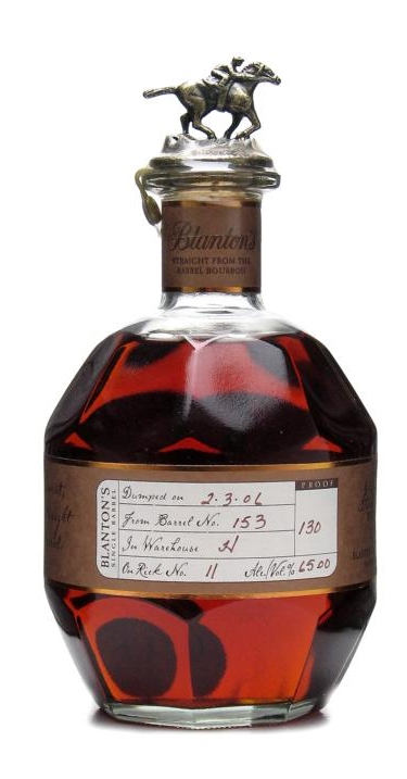 Blanton's From The Barrel