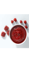 Raspberry Puree Frozen