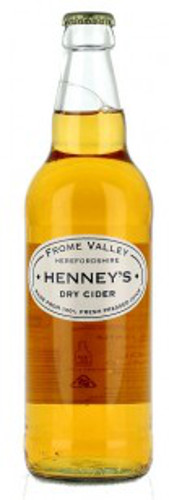 Henney's Frome Dry Cider