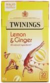 Infusion Lemon&Ginger Tea