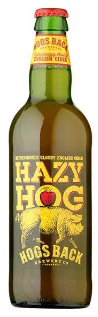 Hazy Hog Cloudy Cider