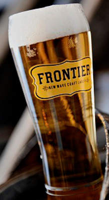Frontier Keg