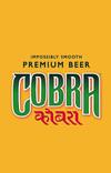 Cobra Beer Keg