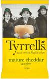 Tyrrells Cheese & Chive