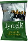 Tyrrells Vinegar & Sea Salt
