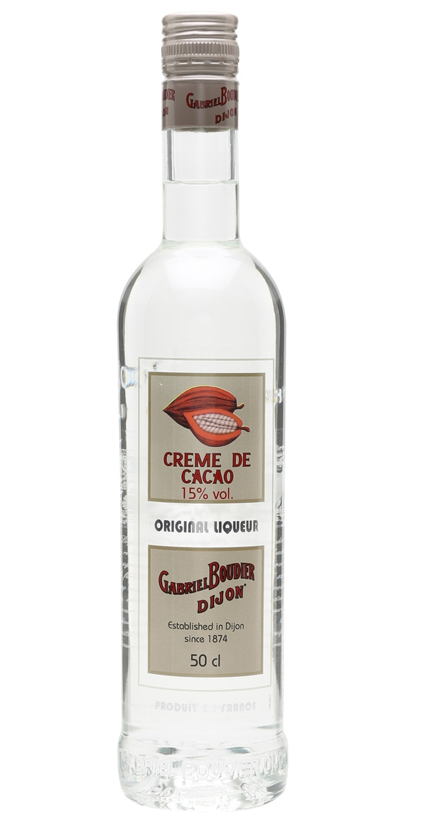 Boudier Creme Cacao White