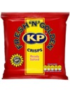 KP Ready Salted Crisps