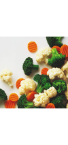 Carrot Cauli & Broccoli