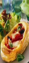 """Puff Pastry Ovals7.5""""x5.5"""
