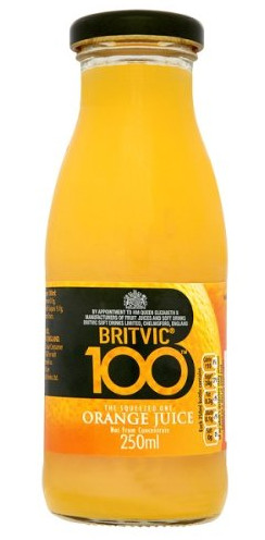 Britvic 100Squeez Orange