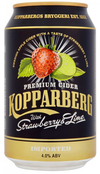 Kopparberg Straw/Lime Can