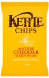Kettle Cheese&Onion Crisp
