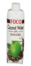 FocoCoconutChocolateWater