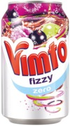 Diet Vimto Cans