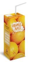 CRG Orange Juice Carton