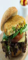 SMF Vege Burger 1/4 pound